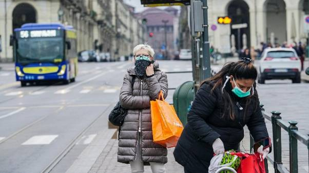 Coronavirus: 17 nuovi decessi in Piemonte, 111 le vittime