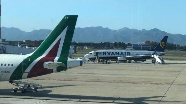 Catalfo, in dl intervento per Alitalia