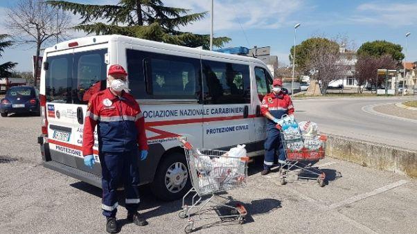 Associazione carabinieri in prima linea