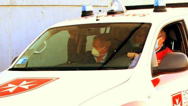 Berlusconi dona 10 mln a Lombardia