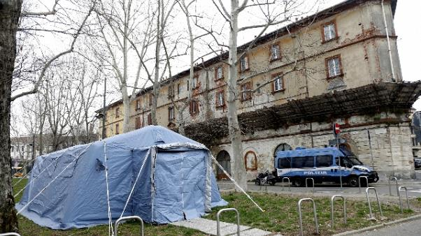 Lombardia, 4 detenuti positivi