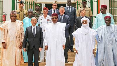 Suivi de la feuille de route de la Coalition « G5 Sahel-Barkhane » par le Niger et par la France : troisième réunion
