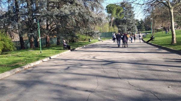 In E-R stretta su bici-passeggiate
