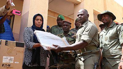 À Kidal, la MINUSMA poursuit son appui à l'Armée nationale reconstituée