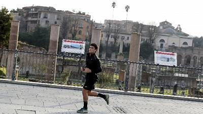 Allenatore a runners, attenersi a regole