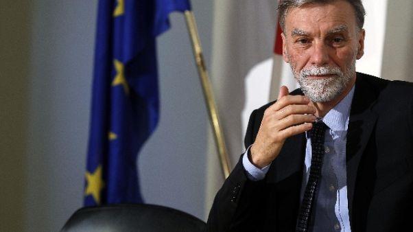 Cura Italia: Delrio, serve esame rapido