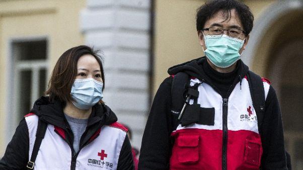 Medici cinesi, nemico si può sconfiggere