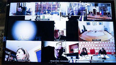 Primo Consiglio comunale in video
