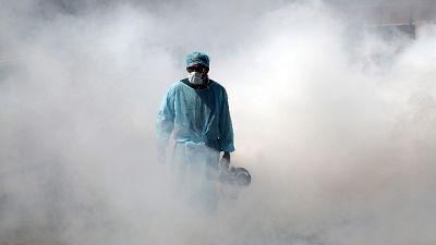Da Codogno disinfettante gratis al Nord