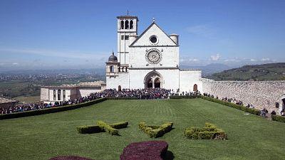 Assisi e Gerusalemme pregano insieme