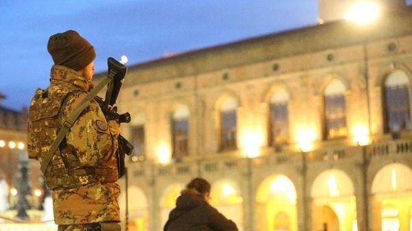 Coronavirus: a Bologna impiego Esercito