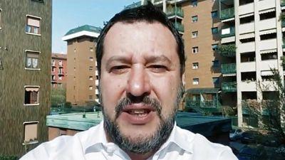 Coronavirus: appello Salvini a Colle