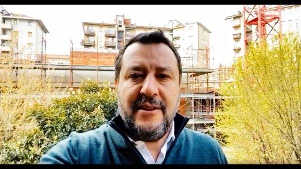 Salvini, chiediamo incontro a Colle