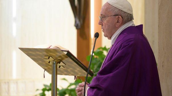 Papa rinvia viaggio apostolico a Malta