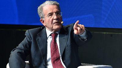 Prodi, patto di stabilità è stupido