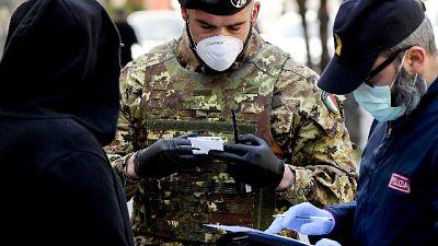 A Napoli al via controlli Esercito