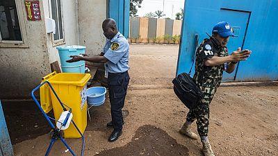 Coronavirus - Afrique : Lutte contre le coronavirus en Afrique : les opérations de paix de l'ONU montrent l'exemple
