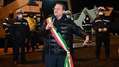 Sindaco Messina, droni per controlli