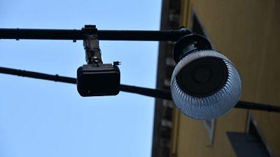 Non solo droni,telecamere anti virus