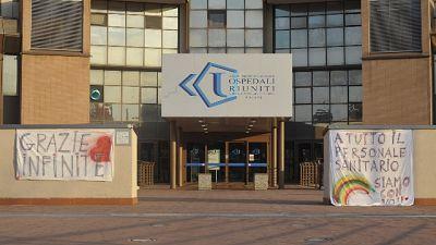 Un ospedale e medici cinesi a Ancona