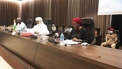 Coronavirus - Niger : Table ronde des Partenaires Techniques et Financiers (PTF) pour le financement du plan global de réponse à la pandémie du COVID-19