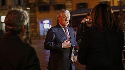 Tajani, un'Europa pavida sarà travolta