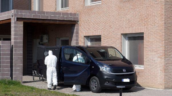 Nel Bergamasco 600 morti in Rsa