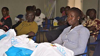 Coronavirus – République Centrafricaine: 40 jeunes outillés pour sensibiliser à la prévention du COVID-19
