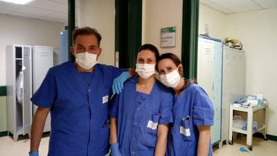 Coronavirus: a Perugia parto positiva