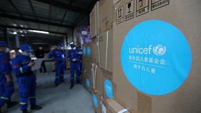 Coronavirus - Afrique : Malgré les défis, l'UNICEF continue d'approvisionner en fournitures essentielles les pays touchés alors que le nombre de cas de COVID 19 ne cesse de croître