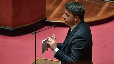 Renzi, riapertura sia strategica