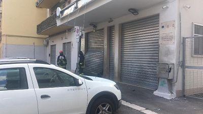 Nuovo attentato dinamitardo a Foggia