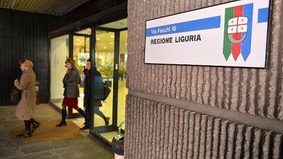 Liguria 2/a regione più anziana Europa