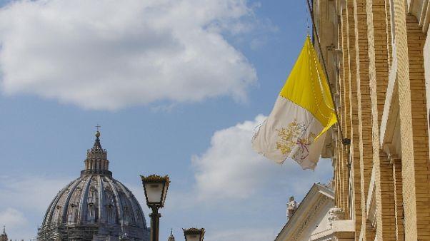 Covid: altro caso in Vaticano,il settimo
