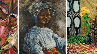 Sotheby's dedicated sale of Modern and Contemporary African Art Totals £2.4 Million / $2.9 Million