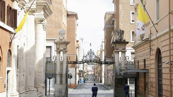 Vaticano proroga 13 aprile misure Covid
