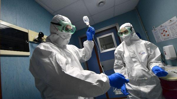 In Liguria 10 infermieri task force