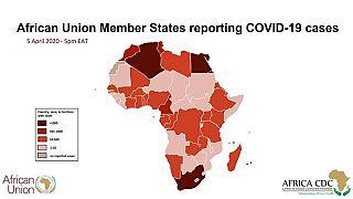 Africa - COVID-19 Surveillance Update: 5 April 2020 5:00p.m