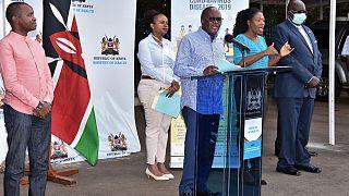 Coronavirus - Kenya: Distribution of masks to be done at county level
