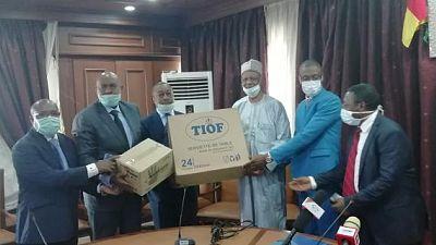 Coronavirus - Cameroun : le Groupement Inter patronal des promoteurs du médicament et dispositifs médicaux (GIPAM) aux côtés du Ministère de la Santé Publique