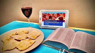 Testimoni Geova, commemorazione su web
