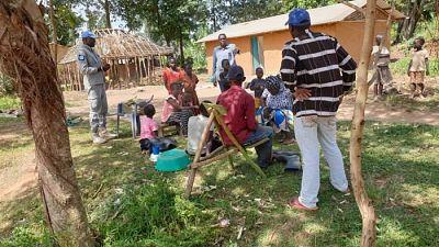 Coronavirus - République Démocratique du Congo : La MONUSCO appelle la population à observer les mesures de prévention contre le Covid-19