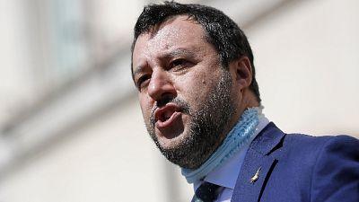 Salvini, sì a buoni risparmio Lombardia