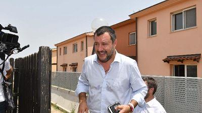 Salvini, italiani mafiosi? Vergogna