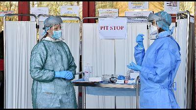 Coronavirus: Piemonte, si rafforza calo pazienti intensiva