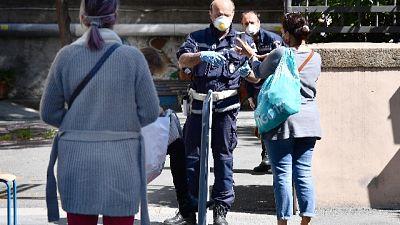 Mattarella, grazie a polizia per impegno