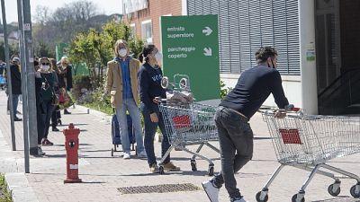 Rossi, negozi chiusi in Toscana a Pasqua