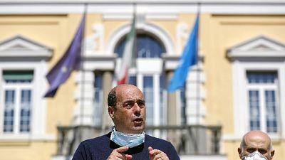 Zingaretti,avanti in Ue grazie a Italia