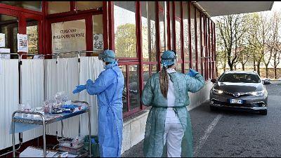 Coronavirus: Piemonte, si ferma calo ricoverati in intensiva