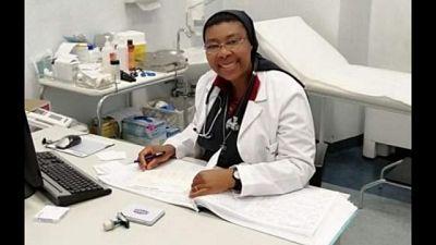Il Papa chiama suora-medico a Bergamo